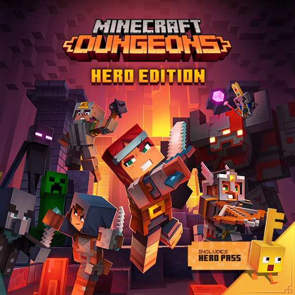 Minecraft Dungeons – Hero Edition